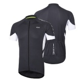 Arsuxeo Herren Radtrikot Half Sleeve Biking Top Outdoor Sportbekleidung Bike Shirt