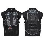 Herren Motorrad Rüstung Weste Motorrad MTB Fahrrad Reit Brust Rüstung Rückenprotektor Motocross Racing Weste