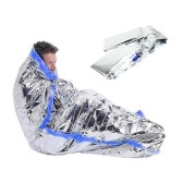 Notfall Silberfolie Outdoor Survival Schlafsäcke