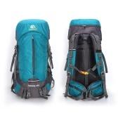 40 + 10L Wandern Rucksack im Freien wasserdicht