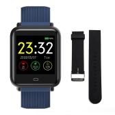 Nuevo reloj deportivo inteligente Q9 con pulsera adicional