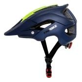 Casco de bicicleta de seguridad transpirable ajustable