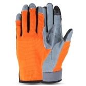 Верховые перчатки с сенсорным экраном Функция Breathable
