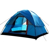 Outdoor 4 Person Adventure Double-layer Tent