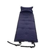 Saco de dormir almohadilla de aire portátil inflable individual