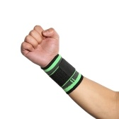 Esportes Fitness Halterofilismo Wrapped Wrist Guard