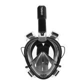 TOMSHOO Maschera per immersioni subacquee per nuoto per maschi adulti