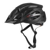 Casco ajustable de la bici de la luna Casco de ciclo adulto unisex con el visera para el ciclismo de MTB de las carreras por carretera