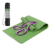 коврик для йоги 1/4 дюйма TPE