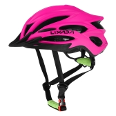 Lixada 22 Vents Ultralight Casco da ciclismo in EPS completamente modellato in EPS con fodera interna Casco regolabile da bicicletta in Mountain Bike per bicicletta