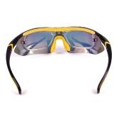 Polarisierte Radfahren Sonnenbrille Fahrrad UV400 Brille Sport Fahren Angeln Skating Reisen Brillen Gläser