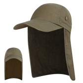Herren UPF 50+ Sonnenschutzkappe