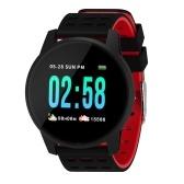 Montre intelligente 1,3 pouces IPS Screen Touch Fitness Tracker Watch