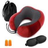 Travel Pillow Memory Foam Neck Pillow