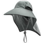 Fishing Cap Wide Brim Unisex Sun Hat
