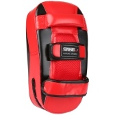 Boxing Glove Kick Boxing Muay Thai Punching Pad Curved Strike Shield Boxing Training Mitt Punching Pad   Outdoor Sports Mitten Boxing Practice Equipment Boxing Pad Arc Pad for Men and Women