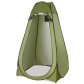 Pop Up Privacy Shelter Tent Portable Outdoor Shower Toilet Changing Room Tent for Camping and Beach