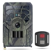 24MP 1296P WiFi Trail and Game Camera Motion Activated Hunting Camera Infrared Night Vision Waterproof Outdoor Wildlife Scouting Camera