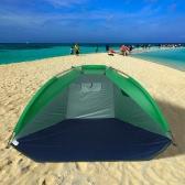 TOMSHOO Outdoor Sport Sonnenschirm Zelt zum Angeln Picnic Beach Park