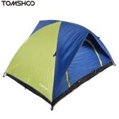 TOMSHOO двойной слой двойная дверь кемпинг палатка для отдыха палатка 200 * 150 * 115 см
