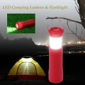 Brillante luz LED portátil de Camping al aire libre linterna tienda lámpara de emergencia camping linterna Mini antorcha