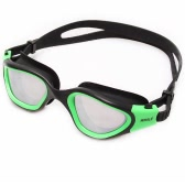Adult Men's Women's Polarized Anti-fog UV-protection Mirrored Coating Swimwear Swimming Goggles Sports Swim Goggles Eyewear Glasses with Storage Case