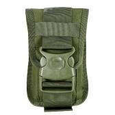 Nylon Molle Pouch teléfono celular clip de cinturón titular Gadget utilidad cintura bolsa modular teléfono cintura bolsa al aire libre