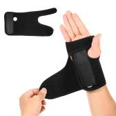 1PC brazalete de mano muñeca desmontable Splint artes marciales tenis moto prevención de la muñeca lesión de muñeca