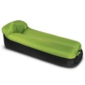 Aufblasbare Liege Portable Air Betten Schlafen Sofa