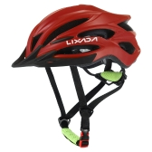 Lixada 22 Vents Ultralight EPS moldeado integralmente Ciclismo deportivo con forro Almohadillas Mountain Bike Bicycle Unisex casco ajustable