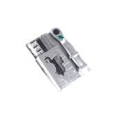 12pcs tragbare Mini-Ratschenschlüssel Schraubendreher Set gerade und Kreuz Schraubendreher Kit bequem zu bedienen