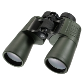 10x50 High Powered Binoculars Outdoor Sport Multi-coated Wide Angle Binoculars Telescope for Hunting Camping Bird Watching Wildlife Observation