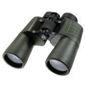 10x50 Binocolo ad alta potenza Outdoor Sport Multi-rivestimento binocolo grandangolare Telescopio per la caccia Camping Osservazione degli uccelli Osservazione della fauna selvatica
