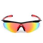 JH-020 UV400 polarisierte Fahrrad-Sonnenbrille