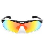 Polarisierte Radfahren Brille Fahrrad UV400 Schutz Sport Driving Golf Motorradfahren Angeln Skating Skifahren Reisen Sonnenbrillen