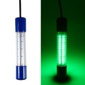 12 V 12 Watt 72 LEDs Unterwasser Nacht Angeln Licht Tauch LED Lampe Köder Squid Fisch Anziehung Licht Fisch Finder Licht mit 5,5 Mt kabel