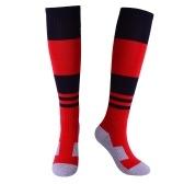 Calzini da calcio assorbenti per giovani Calf Calzini da calcio sportivi Calzini sportivi con calze e asciugamano