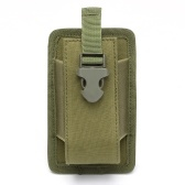 Portable Interphone Pouch Holder Multi-function Radio Phone Holster Radio Molle Pouch Holder Attachment
