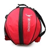 Bolso redondo de los deportes Bolso de hombro del baloncesto Balón de fútbol Bolso que lleva del voleibol del fútbol Bolsa de viaje para los hombres y las mujeres
