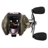 Легкая высокая скорость 8.1: 1 Передаточное отношение Baitcast Fishing Reel