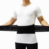 Cinto de suporte de cintura dupla camada portátil