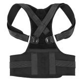 Verstellbarer Rücken-Körperhaltung-Korrektor Schulterstützgurt