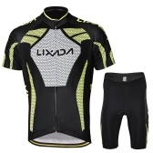 Ensemble de vêtements de cyclisme respirants