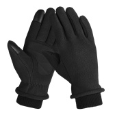 Thermal Polar Fleece Winter Touchscreen Gloves