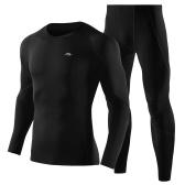Men 2pcs Workout Clothes Set