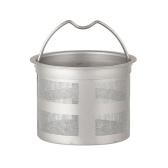 Titanium Mesh Tea Infuser Basket for Teapot Tea Kettle Cup