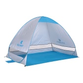 Tenda da spiaggia portatile pop-up automatica all'aperto