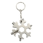 19 в 1 Инструмент для многофункциональных ключей из снежинки