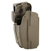 Rechte Hand Kunststoff Holster CS Ausrüstung Holster Carry Holster Bund Holster mit Clip