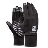 Термальные зимние перчатки Сенсорные перчатки для велоспорта